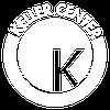 keller center logo white